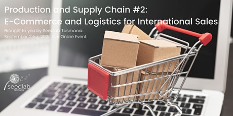 Production and Supply Chain #2: E-Commerce and Logistics for Global Sales tickets