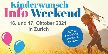 Kinderwunsch Info Weekend tickets