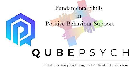 Positive Behaviour Support Series Workshop 1 tickets