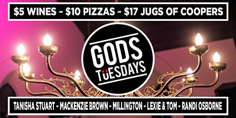 Gods Tuesdays - May 25th tickets