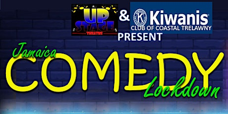 JAMAICA COMEDY LOCK-DOWN tickets