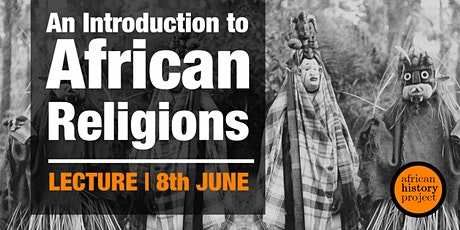 An Introduction to African Religions tickets
