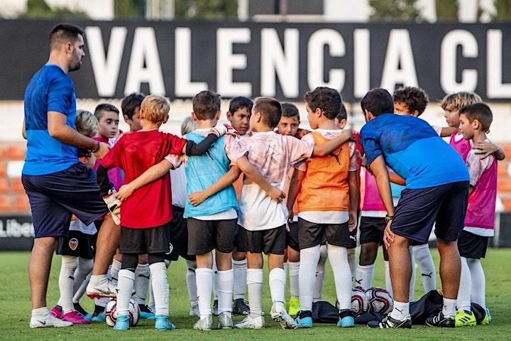 Valencia CF Soccer Camp Montenegro image