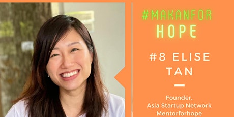 [Virtual MFH] Elise Tan -- Finding Funding for your Startup tickets