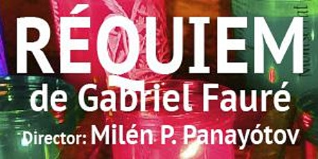 CONCERT 95è ANIVERSARI - RÈQUIEM de G.FAURÉ entradas