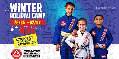 Winter holiday  camp tickets
