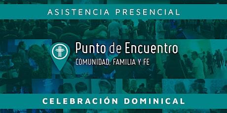 Celebración Domingo 9 de Mayo - 11:30 h. entradas