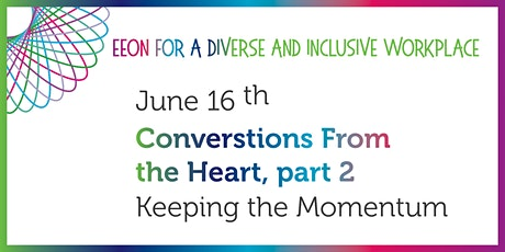 Conversations from the Heart - Continuing the Conversation tickets