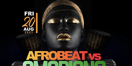 Amapiano vs Afrobeats tickets