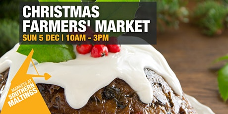 Pop Up Christmas Market at the Southern Maltings tickets
