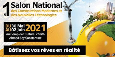Builtec 2021 - Constructions Modernes & Nouvelles Technologies tickets