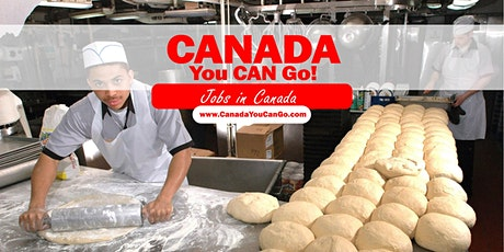 Canada - You CAN Go! - Jobs in Canada tickets
