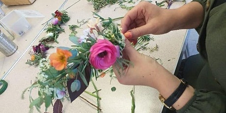 Flower Crown Workshop tickets
