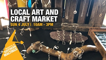 Pop Up Art and Craft Market at the Southern Maltings tickets