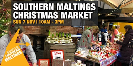 Christmas Market at the Southern Maltings tickets