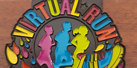 Virtual 10 Mile May Walk/Jog/Run Challenge tickets