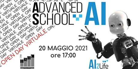 Open Day di Orientamento- Advanced School in Artificial Intelligence biglietti