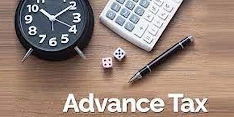 Advanced Taxation - CAP 2 / ACCA ATX - Exam Revision tickets