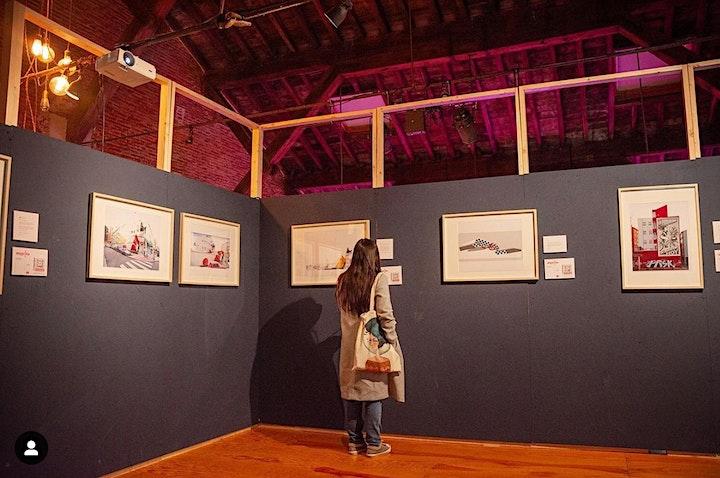 Imagen de Exposición bocetos Distrito Vertical