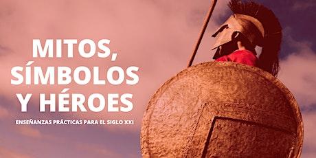 Conferencia online gratuita: Mitos, Símbolos y Héroes. Enseñanzas prácticas entradas