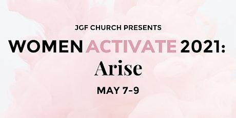 WOMENACTIVATE 2021: ARISE tickets