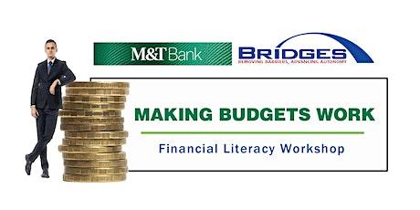 BRIDGES and M&T Bank Financial Literacy Workshop tickets