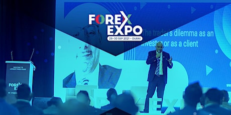 Forex Expo Dubai 2021 tickets