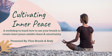 Cultivating Inner Peace tickets