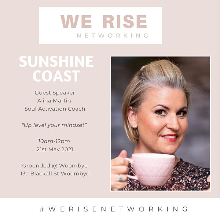 Women in Business 'Connection Event Sunshine Coast May image