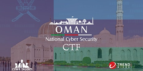 Oman National Cybersecurity CTF 2021 tickets
