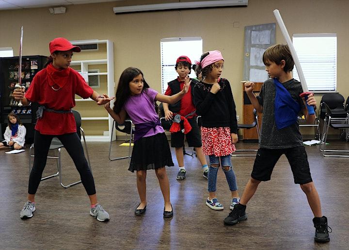 Shakespeare Dallas Theatre Camp: June 21-25 (Grades 2-6) image
