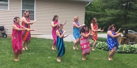 Hula Dance Lessons tickets