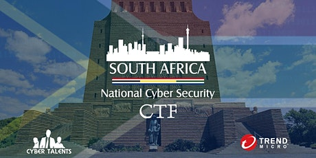 South Africa National Cybersecurity CTF 2021 tickets