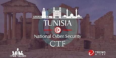 Tunisia National Cybersecurity CTF 2021 tickets