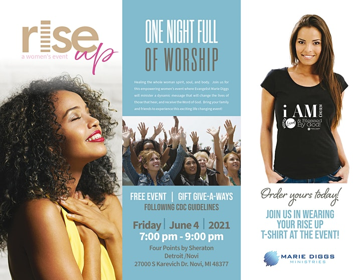 Rise Up: A Women's Event image