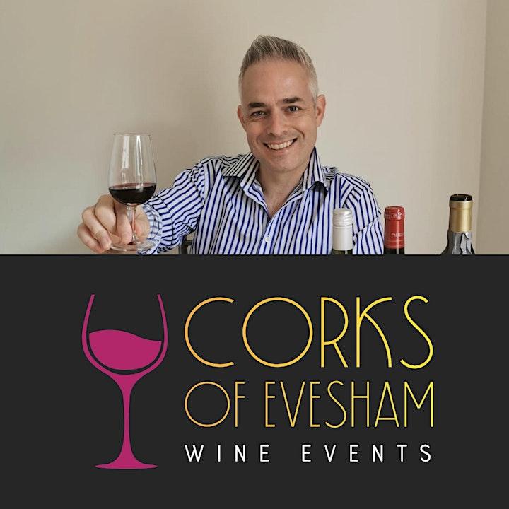 Wine Tasting Evening - Cheese and wine pairing image