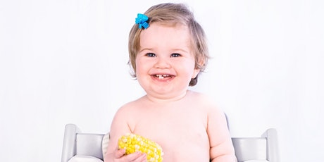 Webinar - Mastering Self Feeding for Babies 7-12 months tickets