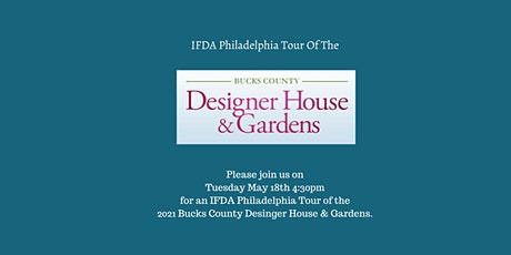 IFDA Philly 2021 Bucks County Showhouse & Gardens Tour tickets