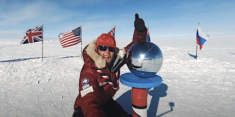 Joe Doherty - South Pole Skiing Expedition entradas