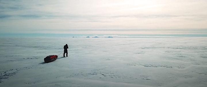 Joe Doherty - South Pole Skiing Expedition image
