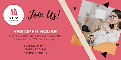 YES! Columbus Membership Open House tickets