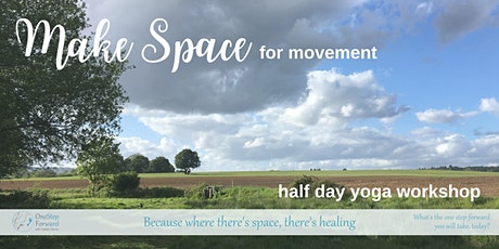 Make Space for movement workshop (June) tickets