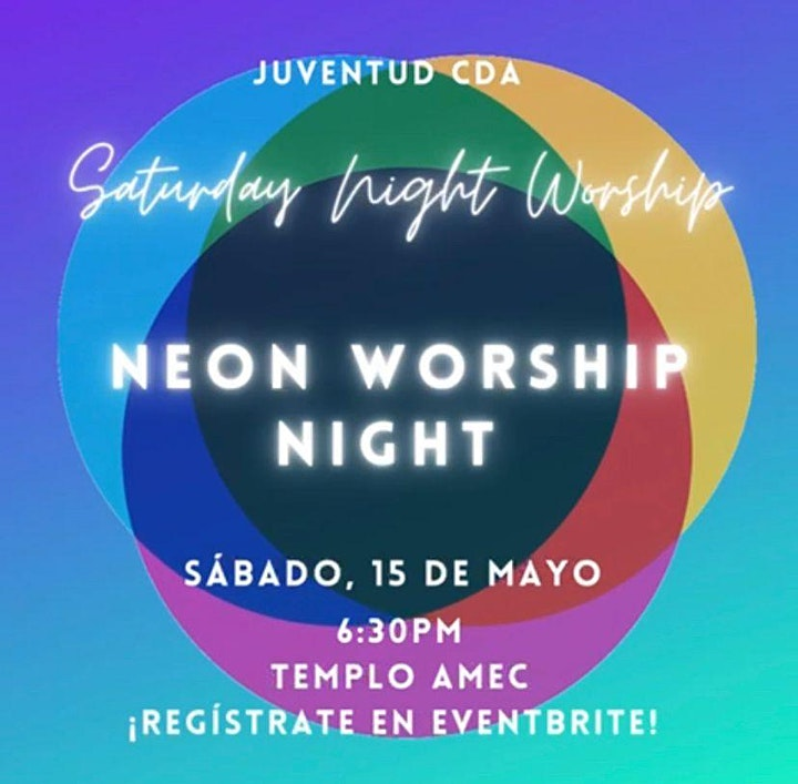 Saturday Night Worship image