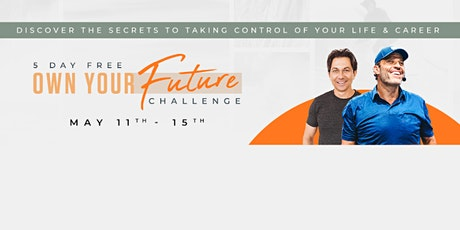 FREE Own Your Future Challenge by Tony Robbins tickets