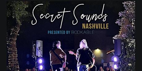 Secret Sounds   Live Music + Wine Tasting (REVIE + Wesley Dean) tickets