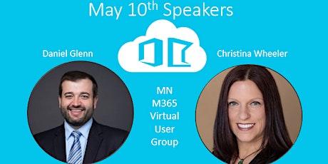 Minnesota Microsoft 365 User Group - May 2021 tickets