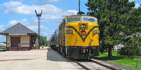 Train Ride (Diesel) 2021 tickets