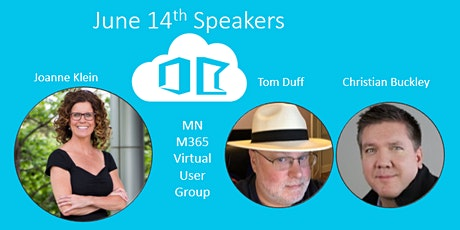 Minnesota Microsoft 365 User Group - June 2021 tickets