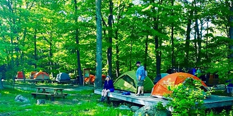 New Member Weekend at the Corman AMC Harriman Outdoor Center tickets