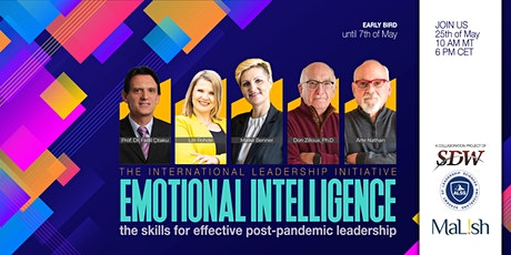 Emotional Intelligence: THE skills for effective post-pandemic leadership tickets